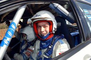 El ganador: Marcos Ligato, Mitsubishi Lancer