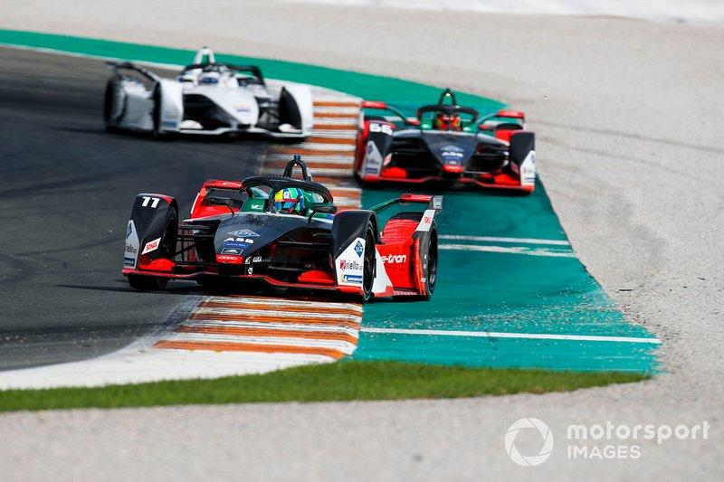 Lucas Di Grassi, Audi Sport ABT Schaeffler, Audi e-tron FE06 Daniel Abt, Audi Sport ABT Schaeffler, Audi e-tron FE06, Edoardo Mortara, Venturi, EQ Silver Arrow 01