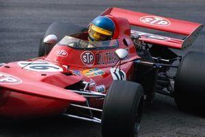 Ronnie Peterson, March 711 Ford, al GP d'Olanda del 1971