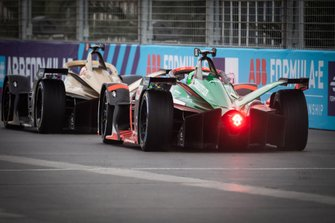 Jean-Eric Vergne, DS Techeetah, DS E-Tense FE20 Lucas Di Grassi, Audi Sport ABT Schaeffler, Audi e-tron FE06