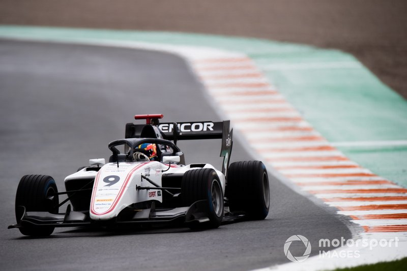 Jonathan Hoggard, Sauber Junior Team by Charouz