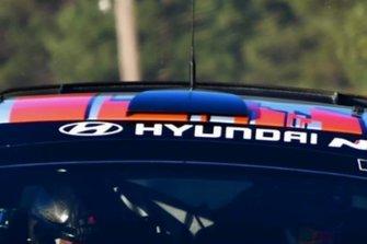 Hyundai i20 Coupe WRC, dettaglio dell'airscope