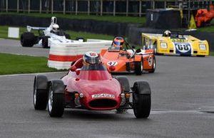 Démonstration Gordon Murray Automotive, Rocket Derek Bell