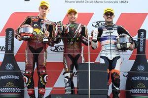 Sam Lowes, Marc VDS Racing Team, Augusto Fernandez, Marc VDS Racing Team, Aron Canet, Aspar Team