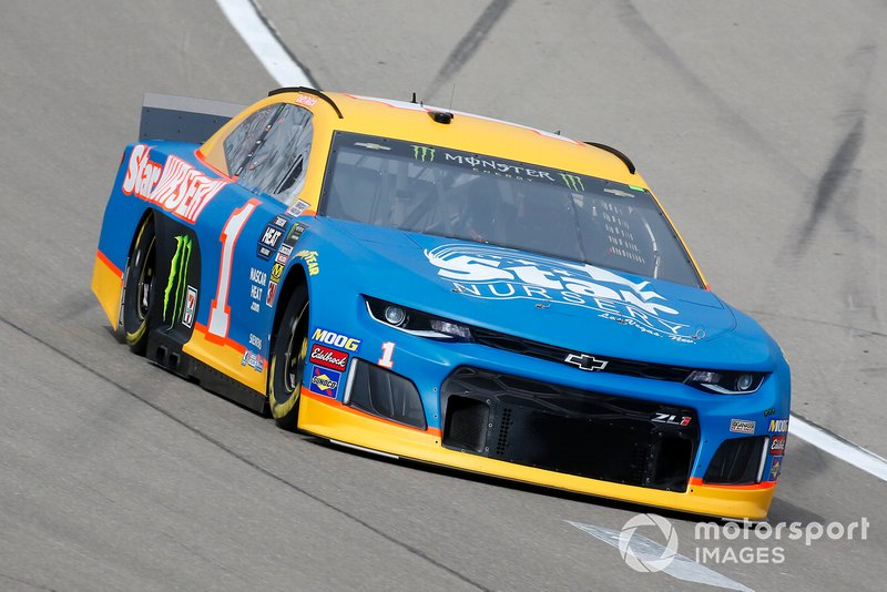 Kurt Busch, Chip Ganassi Racing, Chevrolet Camaro Star Nursery