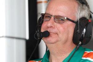 #50 Juncos Racing Cadillac DPi, DPi: Racing genius and engineer Tom Brown