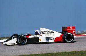 Alain Prost, McLaren MP4-5