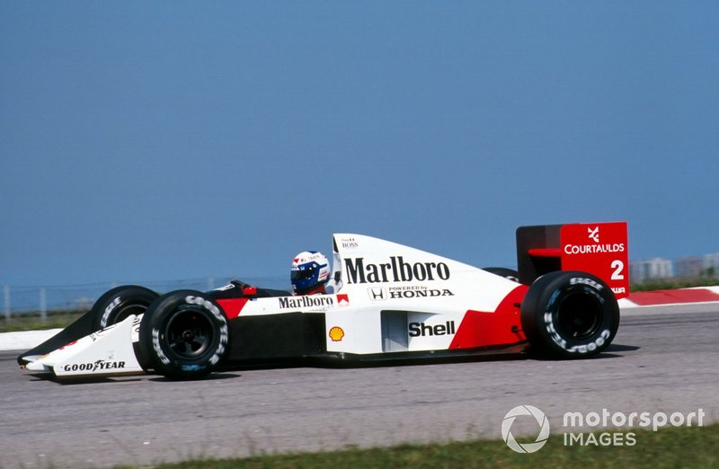 =5: Alain Prost, 84