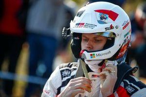 Отт Тянак, Toyota Gazoo Racing