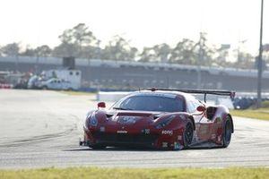 #62 Risi Competizione Ferrari 488 GTE: Davide Rigon, Miguel Molina, Alessandro Pier Guidi, James Calado