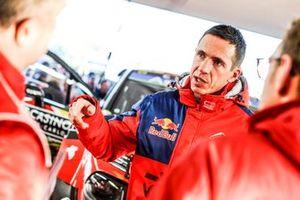 Julien Ingrassia, Citroën World Rally Team