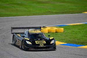 #230 FP1 Corvette Daytona Prototype driven by William Hubbell & Eric Curran of Hubbell Racing