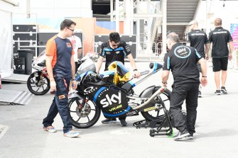 SKY team KTM