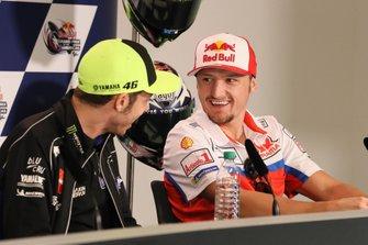 Valentino Rossi, Yamaha Factory Racing, Jack Miller, Pramac Racing