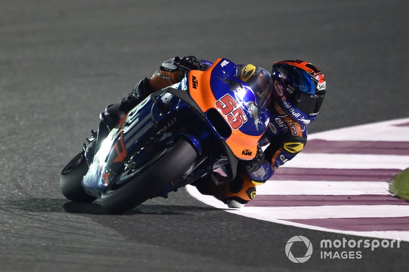 55 - Hafizh Syahrin, Red Bull KTM Tech 3