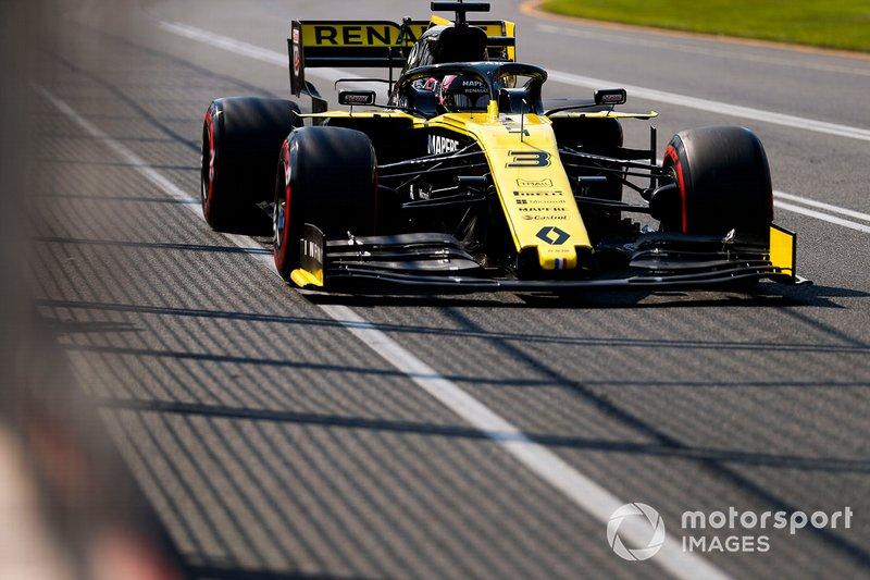 Даніель Ріккардо, Renault F1 Team R.S.19