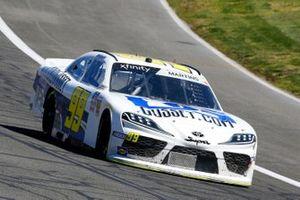 Tommy Joe Martins, B.J. McLeod Motorsports, Toyota Supra Diamond Gusset Jeans
