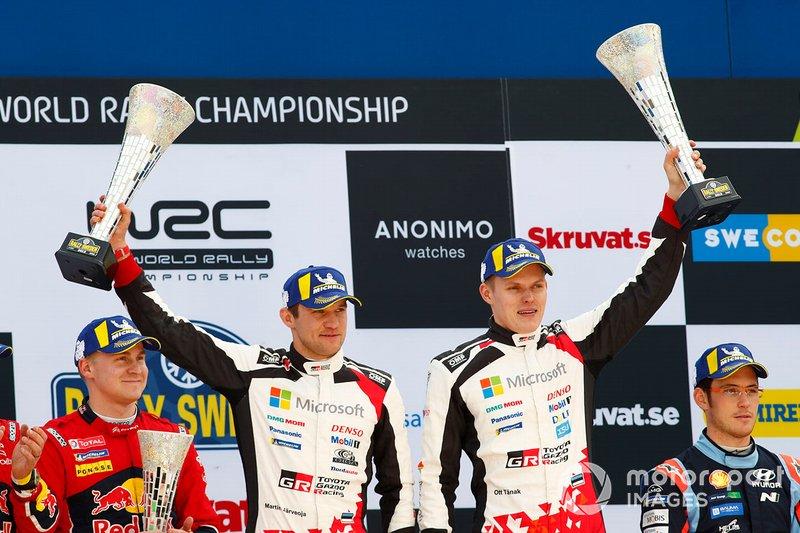 Ganadores, Ott Tänak, Martin Järveoja, Toyota Gazoo Racing WRT