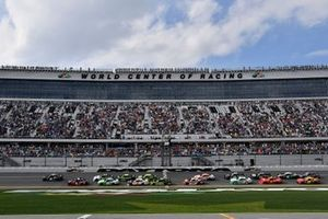 Jeffrey Earnhardt, Joe Gibbs Racing, Toyota Supra iK9 líder