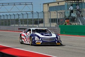 #57 TA Cadillac CTSV driven by David Pintaric of Kryderacing