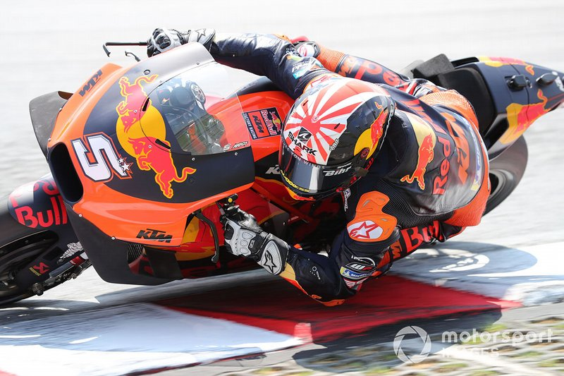 #5 Johann Zarco (Frankreich) – KTM RC16 (Jahrgang 2019)