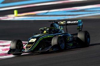 Teppei Natori, Carlin Buzz Racing