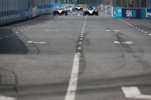 Oliver Rowland, Nissan e.Dams, Nissan IMO1, the field at the start