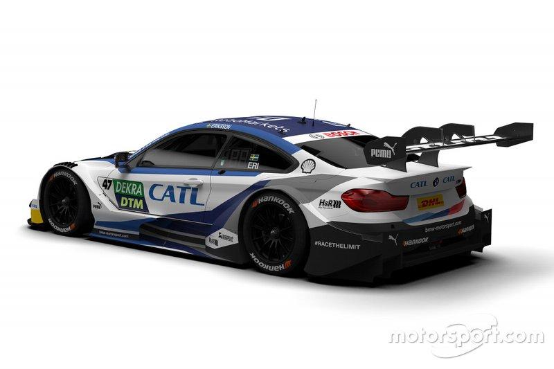 Джоэль Эрикссон, BMW M4 DTM