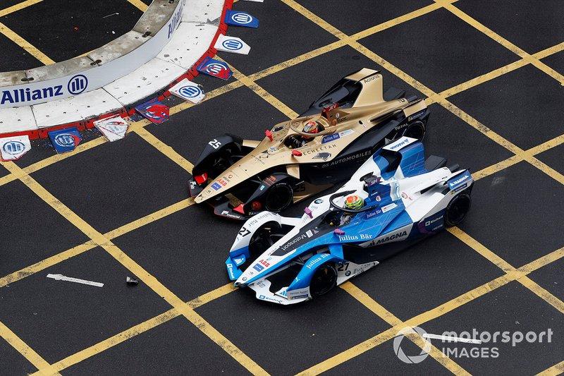 Жан-Эрик Вернь, DS TECHEETAH, DS E-Tense FE19, Алекс Симс, BMW I Andretti Motorsports, BMW iFE.18