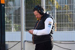 Zak Brown, Direttore Esecutivo McLaren