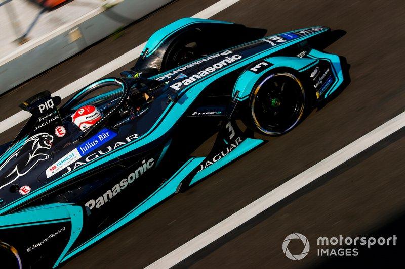 Nelson Piquet Jr. , Panasonic Jaguar Racing, Jaguar I-Type 3