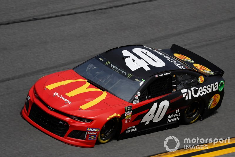 16. Jamie McMurray, Spire Motorsports, Chevrolet Camaro McDonalds/Cessna/Bass Pro Shops