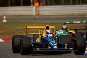 Жан Алези, Tyrrell 018 Ford