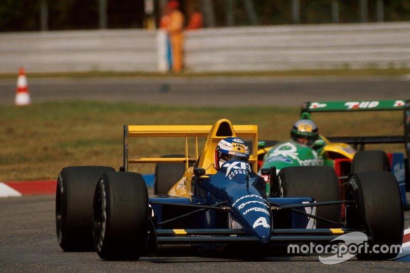 Tyrrell 018 (1989-90)