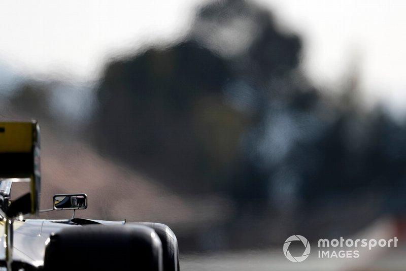 Daniel Ricciardo, Renault F1 Team R.S. 19 reflejo