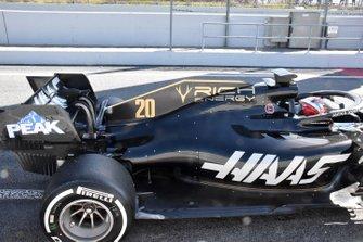 Haas F1 team, dettaglio