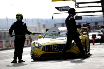 #999 Mercedes-AMG Team GruppeM Racing Mercedes AMG GT GT3: Maximilian Buhk, Raffaele Marciello, Maximilian Götz