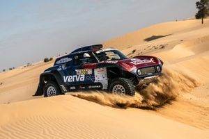 Dubai International Baja, Jakub Kuba Przygonski, MINI John Cooper Works Buggy, Timo Gottschalk