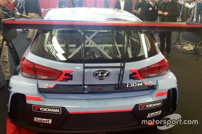 Hyundai i30N, BRC Racing Team