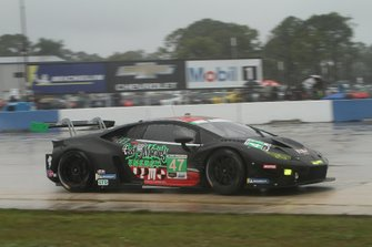#47 Precision Performance Motorsports Lamborghini Huracan GT3: Brandon Gdovic, Don Yount