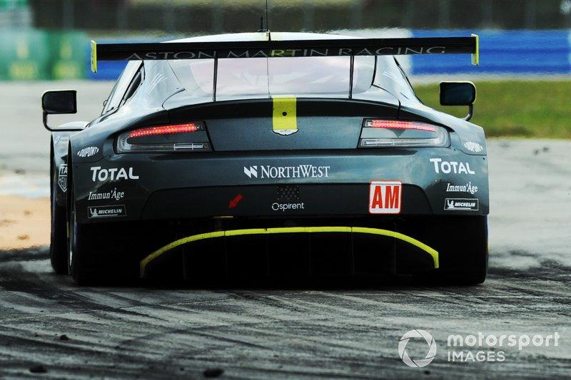 Aston Martin Racing Aston Martin Vantage in FIA WEC