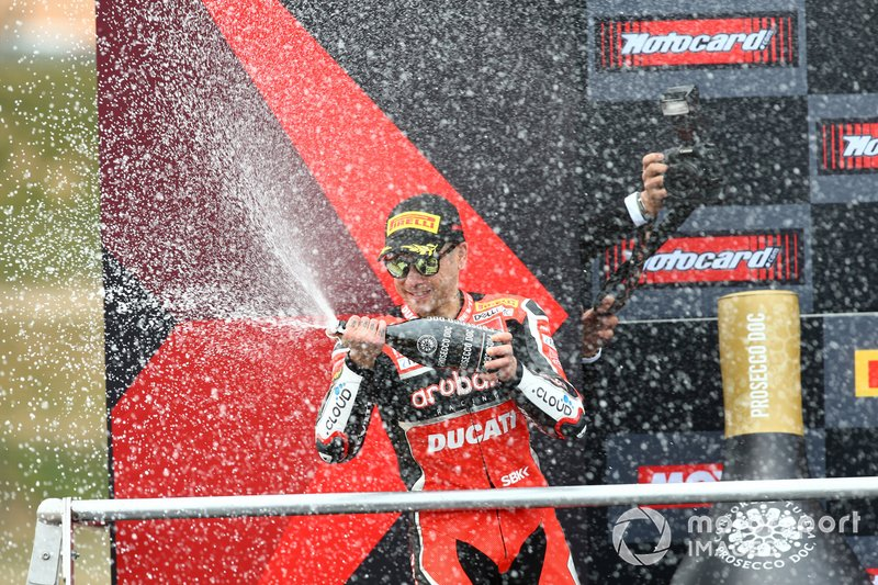 1. Alvaro Bautista, Aruba.it Racing-Ducati Team