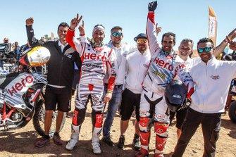 Third place #4 Hero: Oriol Mena, #6 Hero: Joaquim Rodrigues