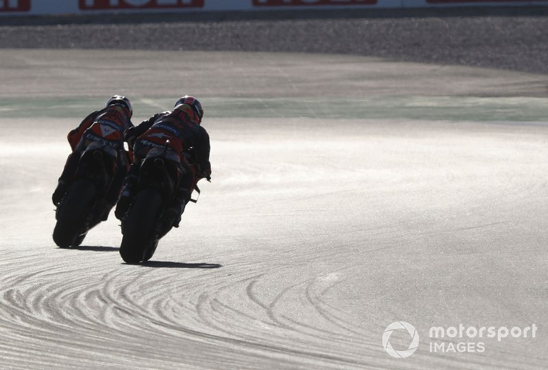 Pol Espargaro, Red Bull KTM Factory Racing, Johann Zarco, Red Bull KTM Factory Racing