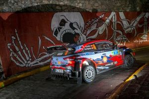 Дани Сордо, Карлос дель Баррил, Hyundai Motorsport, Hyundai i20 Coupe WRC