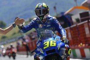Tercer lugar Joan Mir, Team Suzuki MotoGP