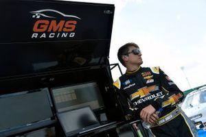 Zane Smith, GMS Racing, Chevrolet Silverado Chevy.com/Accessories