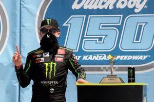 Race winner Ty Gibbs