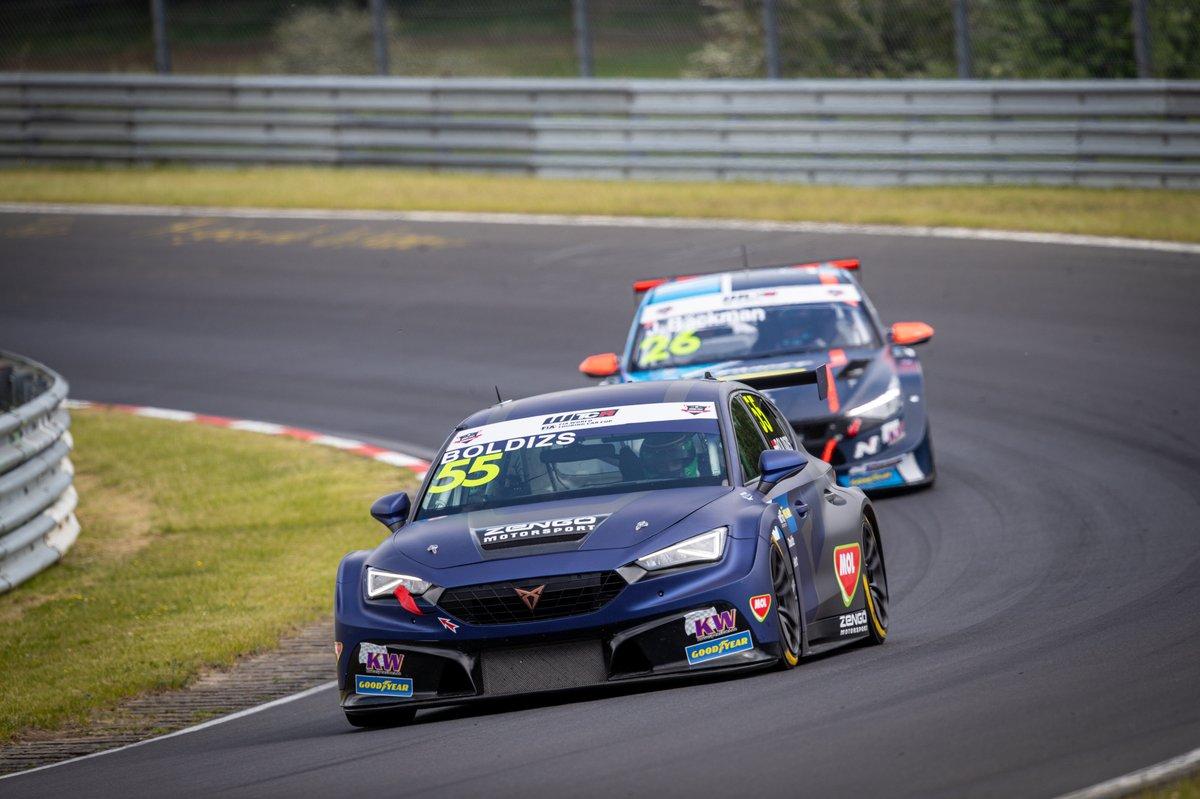Bence Boldizs, Zeng? Motorsport Drivers' Academy CUPRA Leon Competición
