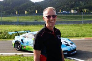 Alex Fach, Fach Auto Racing